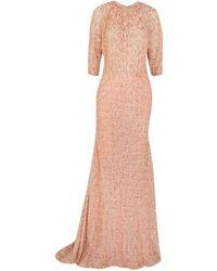 Lela Rose - Langes Kleid - Lyst