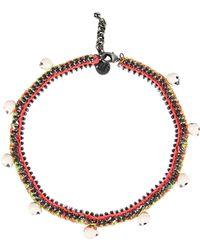 Venessa Arizaga - Necklace - Lyst