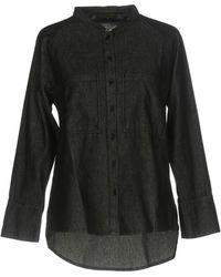 Le Mont St Michel - Denim Shirts - Lyst