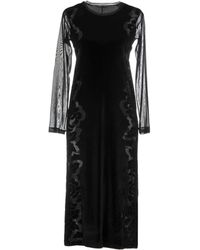 MNML Couture - 3/4 Length Dress - Lyst