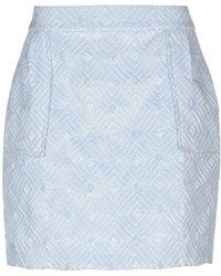 Kristina Ti - Knee Length Skirt - Lyst