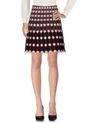 Alaïa - Knee Length Skirt - Lyst
