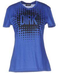 Dirk Bikkembergs - T-shirt - Lyst