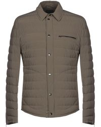 Vince - Synthetic Down Jacket - Lyst