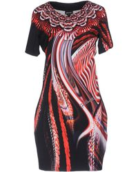 Just Cavalli - Short Dress - Lyst