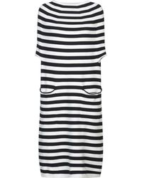 Knit Knit - Knee-length Dress - Lyst