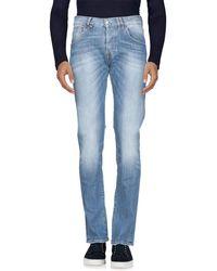 Jcolor - Denim Trousers - Lyst