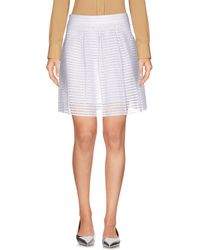 Vero Moda - Mini Skirts - Lyst