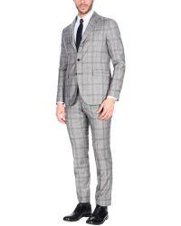 Tagliatore - Suits - Lyst