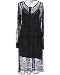 Custommade• - Knee-length Dress - Lyst
