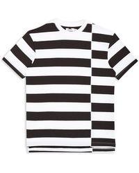 TOPMAN - T-shirt - Lyst