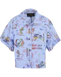 Vivienne Westwood Anglomania - Shirt - Lyst