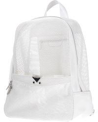 Emporio Armani - Backpacks & Bum Bags - Lyst