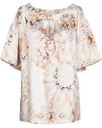 Lucky Lu Milano - Blouses - Lyst