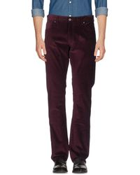 Ralph Lauren Black Label - Casual Trouser - Lyst