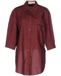 Marni - Shirt - Lyst