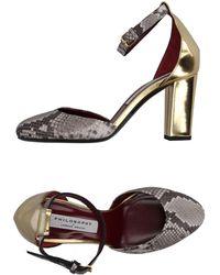 Philosophy Di Lorenzo Serafini - Court Shoes - Lyst