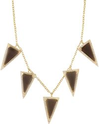 Kevia - Necklace - Lyst