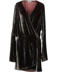 Attico - Short Dresses - Lyst