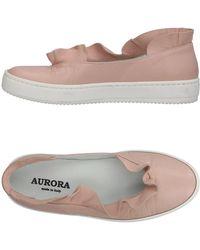 Aurora - Ballet Flats - Lyst