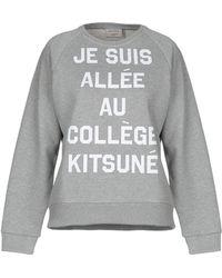 Maison Kitsuné - Sweatshirt - Lyst