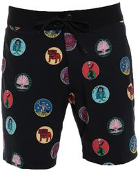 Altamont - Beach Shorts And Trousers - Lyst