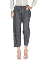 B'Sbee - 3/4-length Trousers - Lyst