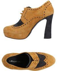 Lella Baldi - Lace-up Shoes - Lyst