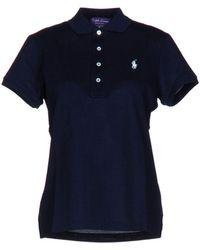 Ralph Lauren Collection - Polo Shirt - Lyst