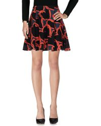 PS by Paul Smith - Knee Length Skirt - Lyst