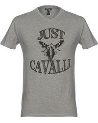 Just Cavalli - Undershirts - Lyst
