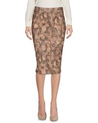 Jijil - Knee Length Skirt - Lyst