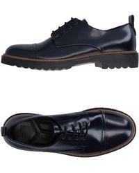 Armani - Lace-up Shoe - Lyst