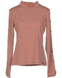 Carla Montanarini - T-shirt - Lyst
