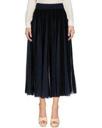 European Culture - 3/4 Length Skirt - Lyst