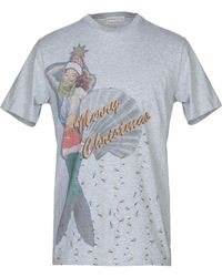 Etro - T-shirt - Lyst