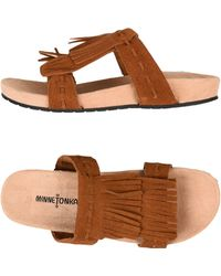 Minnetonka - Sandals - Lyst