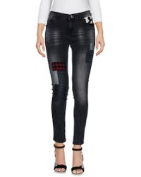 Superpants - Denim Trousers - Lyst