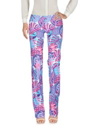 Fisico - Casual Trousers - Lyst