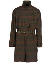Kolor - Overcoat - Lyst