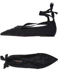 Le Silla - Ballerine - Lyst