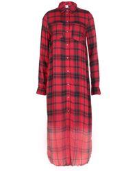 ONLY - 3/4 Length Dress - Lyst