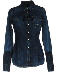 Care Label - Denim Shirt - Lyst