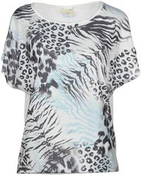 Vero Moda - T-shirt - Lyst