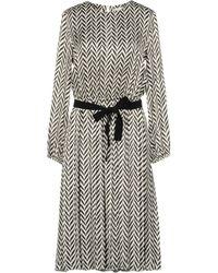 Jucca - Knee-length Dresses - Lyst