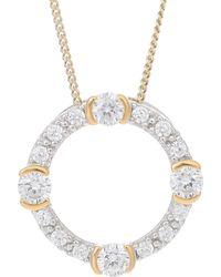 V Jewellery - Necklace - Lyst