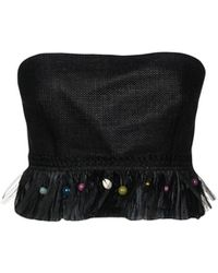 Boutique Moschino - Tube Top - Lyst