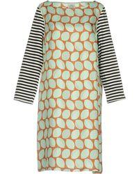 Attic And Barn - Short Dresses - Lyst