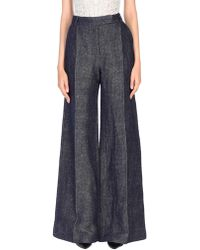 Martin Grant - Casual Trousers - Lyst