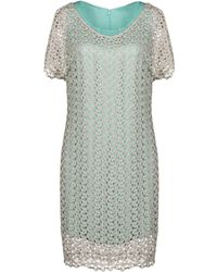 Roberta Scarpa - Short Dress - Lyst